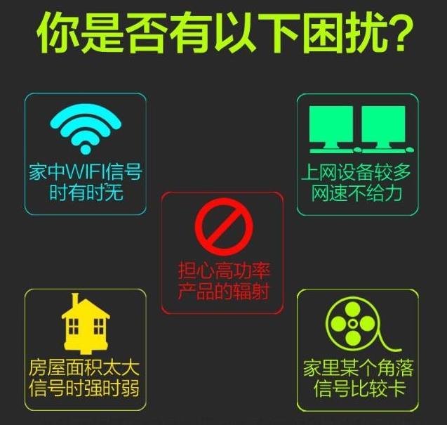了解Wifi知识,正确使用路由器,大幅提升网速