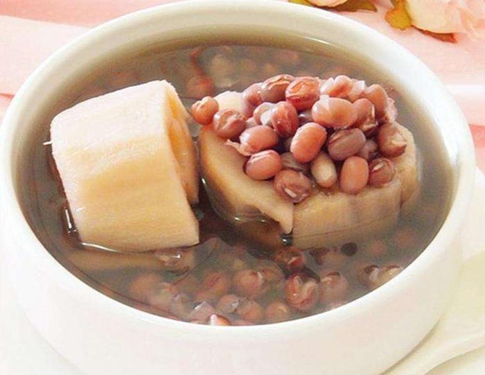 过年吃养胃滋阴莲藕煲红豆