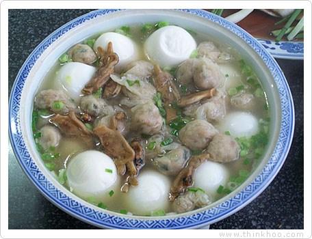福州著名小吃 太平燕
