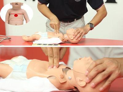 婴儿及儿童心肺复苏抢救法